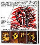 The Bramble Bush, Us Poster Art, Left Acrylic Print