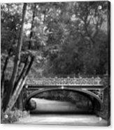 The Bridal Path Acrylic Print