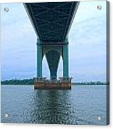 The Bridge. Acrylic Print