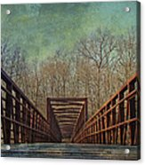 The Bridge To The Other Side Of Where? Acrylic Print