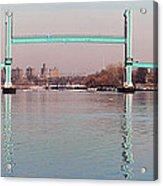 The Bridge Acrylic Print