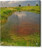 The Brittany Countryside Acrylic Print