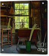The Broom Room Acrylic Print