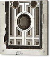 The Brownie Junior Six-20 Camera Acrylic Print