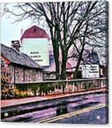The Bucks County Playhouse Acrylic Print