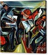 The Budapest String Quartet Acrylic Print