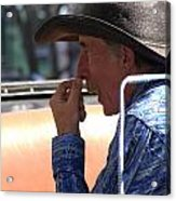 The Buggy Driver Acrylic Print