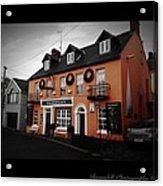 The Bulman Kinsale Acrylic Print by Maeve O Connell