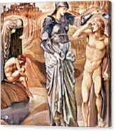 The Call Of Perseus, C.1876 Acrylic Print