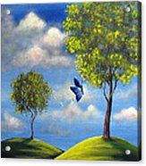 The Call Of Spring By Shawna Erback Acrylic Print