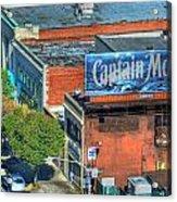 The Captain  Acrylic Print