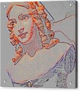 The Captains Wife Acrylic Print