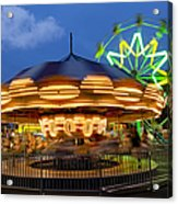 The Carnival Is In Town Acrylic Print