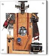 The Carpenter   #16 Acrylic Print