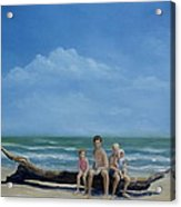 The Castaways Acrylic Print