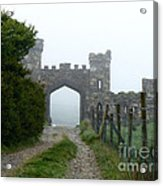 The Castle Gate Acrylic Print