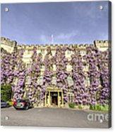 The Castle Hotel  Acrylic Print