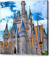 The Castle Acrylic Print