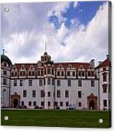 The Castle Of Celle Acrylic Print
