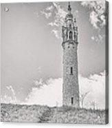 The Castle Tower Acrylic Print