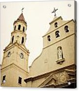 The Cathedral Basilica Acrylic Print