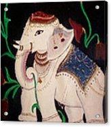 The Celestial Elephant Acrylic Print