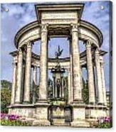 The Cenotaph Cardiff Acrylic Print