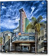The Century Theatre Acrylic Print