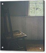 The Chair By The Window IIi Acrylic Print