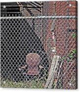 The Chair Acrylic Print