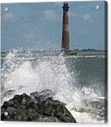 The Changing Tides Acrylic Print