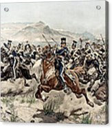 The Charge Of The Light Brigade, 1895 Acrylic Print