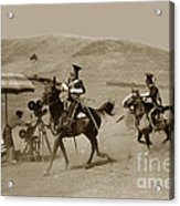 The Charge Of The Light Brigade 1936 Acrylic Print