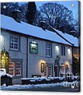 The Chequers Inn Acrylic Print