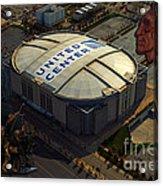 The Chicago Blackhawks Acrylic Print