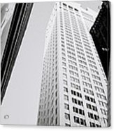 The Chippendale Building Acrylic Print