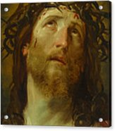 The Chosen One -  The Son Of God Who Died On The Cross For Your Sins Acrylic Print