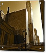 The Chrysler Building In Nyc Acrylic Print