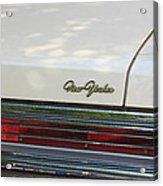 The Chrysler New Yorker  Acrylic Print