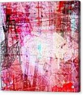 The City 18 Acrylic Print