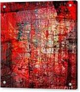 The City 24a Acrylic Print