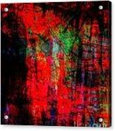 The City 30a Acrylic Print