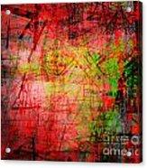 The City 32 Acrylic Print