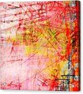 The City 33 Acrylic Print