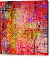 The City 35b Acrylic Print