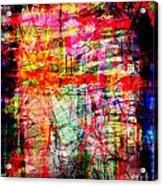 The City 45 Acrylic Print