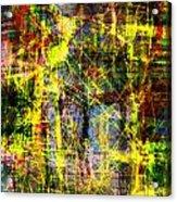 The City 9b Acrylic Print