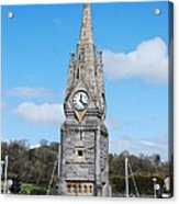 The Clock Tower Waterford Acrylic Print