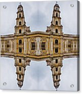 The Clones Of The Church Ruins Acrylic Print