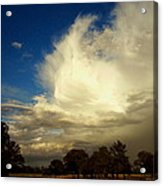 The Cloud - Horizontal Acrylic Print